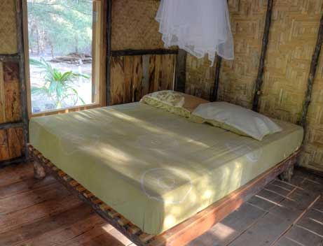 thailand beach bungalow room