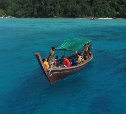 tailor made koh surin islands