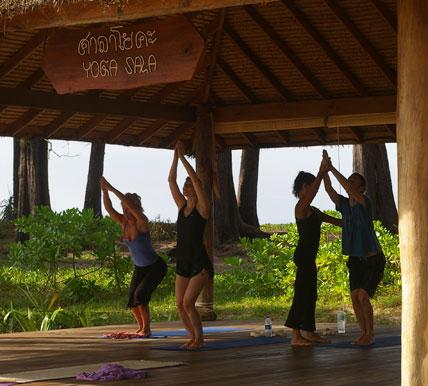 Activities Golden Buddha Resort