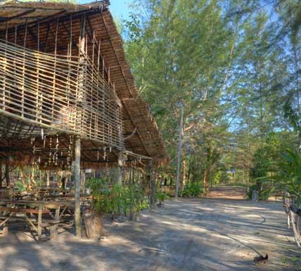 Tropical Paradise Restaurant